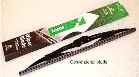medcedes VITO Mk I Y II Furgoneta LUCAS CONVENCIONAL. Calidad Limpiaparabrisas - Par 26w22w: Amazon.es: Coche y moto