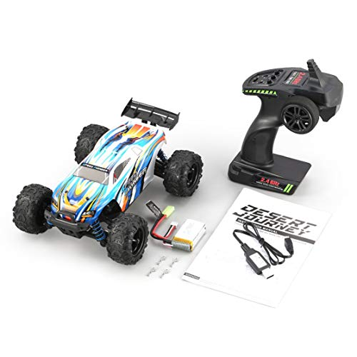 Price comparison product image PXtoys 9302 1 / 18 4WD RC Off-Road Buggy Vehicle High Speed Racing RC Car for Pioneer RTR Monster Truck Toy Gift