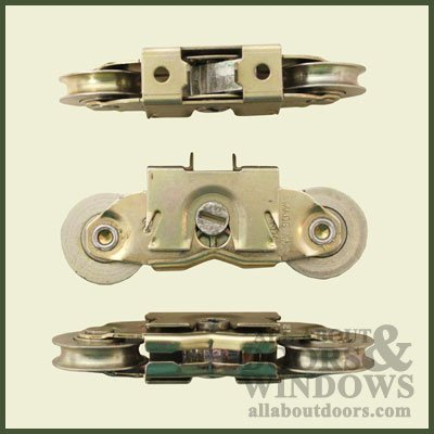 Andersen Patio Door Tandem Roller 1997061 (2 Pack)