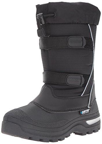 Cedar Boot Charcoal Kids' Baffin Snow Black 8nxZw5aWpq
