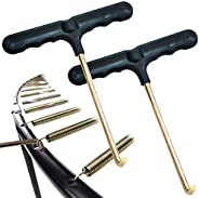 2PCS Spring Pull Tool, Trampoline Spring Tool, Suitable for Spring Installation/Disassembling