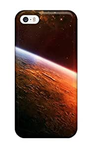 Iphone High Quality Tpu Case/ Space Art EpdvTuT3356kmJuh Case Cover For Iphone 5/5s