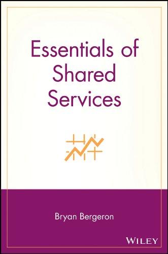 Download Essentials of Shared Services (Essentials Series) Pdf