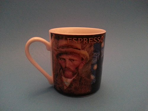 Van Gogh Espresso Vodka Mini Mugs Cup (Preowned) (Vodka Van Gogh)
