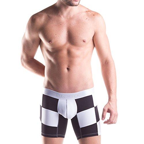 Mundo Unico Mens Microfiber Underwear Boxer Briefs | Ropa Interior de Hombre
