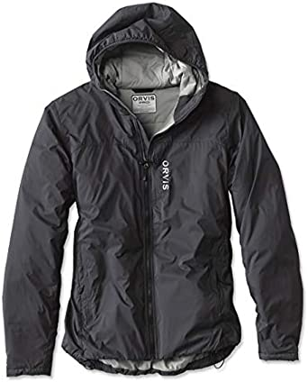 Orvis Mens Pro Insulated Hoodie//Only Mens Pro Insulated Hoody