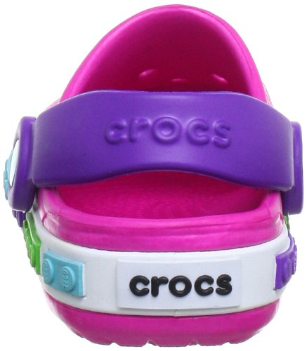 59ccb4c8daf91 Crocs Crocband Kids Lego Unisex-Kinder Clogs  Amazon.de  Schuhe    Handtaschen