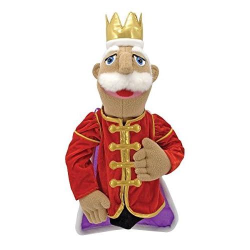 Marionnette roi [Jouet]