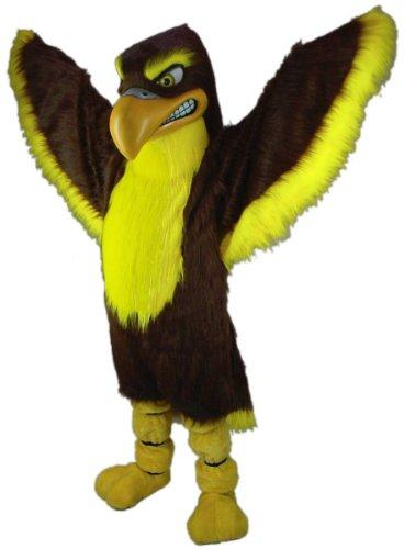 Fierce Falcon Mascot Costume -