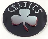 NBA Boston Celtics Metal Emblem, One Size