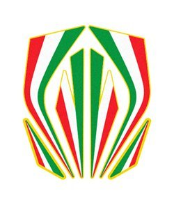 Quattroerre 5003 Set Fregi Italian Style Tabella