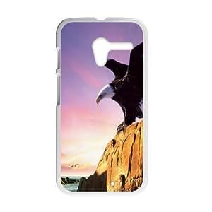 Bald Eagle Motorola Case - Everyone Love America's National Symbol Bald Eagle Motorola X Case (Laser Technology) BX24