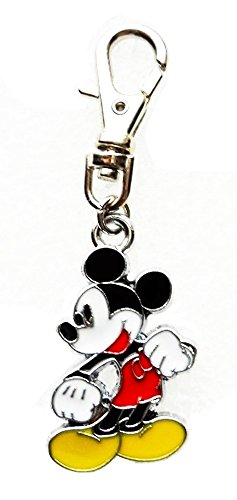 SMALL MICKEY MOUSE JEWELRY CHARM FOR YOUR PETS COLLAR, PURSE, LEASH, JOB LANYARD, DIY PROJECT, ETC.