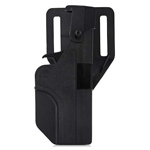 JINJULI Tactical Auto Loading Locking Holster Level 3 Lock Waist Gun Holster for Glock 17 18 19