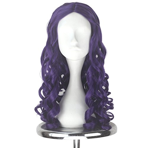 Miss U Hair Women Girl's Prestyled Long Curly