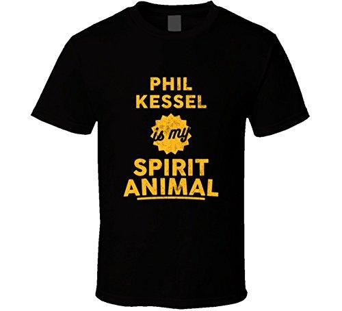 Phil Kessel is My Spirit Animal Pittsburgh Hockey T Shirt L Black