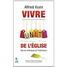 Vivre l'unité de l'Église (French Edition)