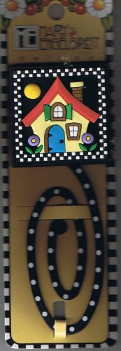 Mary Engelbreit House Book Mark Bookmark (Mary Engelbreit Bookmark)