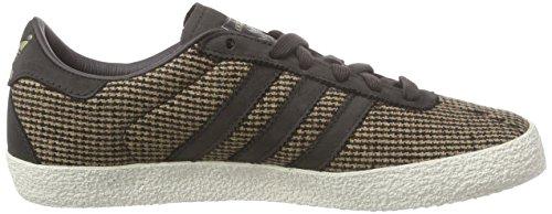 Gazelle Originals Brown Marron night Baskets Adulte Brown Basses Braun 70s Adidas Mixte night White chalk q54xd0P7wq