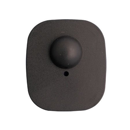 Checkpoint/® Compatible Black Mini Tag 8.2 MHz w// Pins 1,000-pack NEW