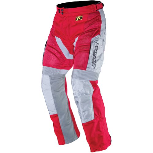 Klim Mojave Mens Dirt Bike Motorcycle Pants - Red / Size 40 (Dirt Bike Pants Over Boot)