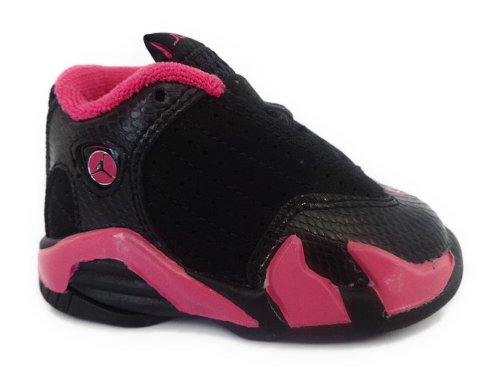 online store 6221a 8f193 Nike Air Jordan 14 Retro Infant Toddler Sz (Black / Desert ...