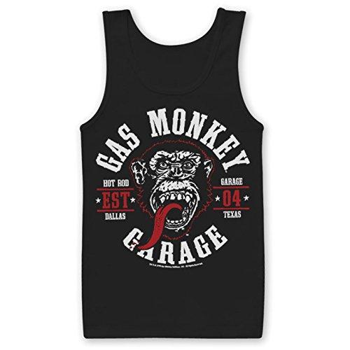 gas monkey garage tank top - 9