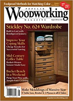 Popular Woodworking Magazine Issue 212 August 2014 Megan