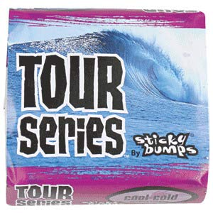 Sticky Bumps Tour Series Cool/Coldサーフワックス B01BGLVIWU