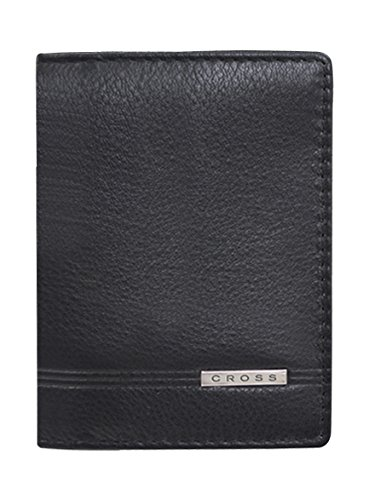 Cross Men's PU Leather Folded ID Card Case (Classic - Oroton Mens