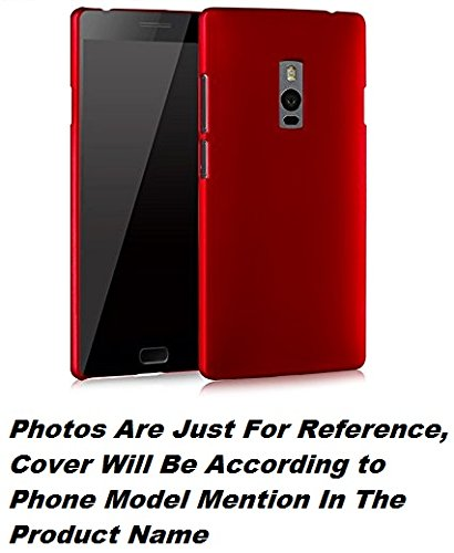 Delkart Hard Back Cover For Lenovo A6600 Plus Amazonin Electronics