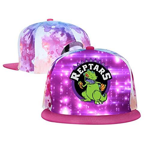 Baseball Cap Toronto Reptars Dad Hat Trucker Cap for Boys Girls Men Women Flex Fit Cap Pink -