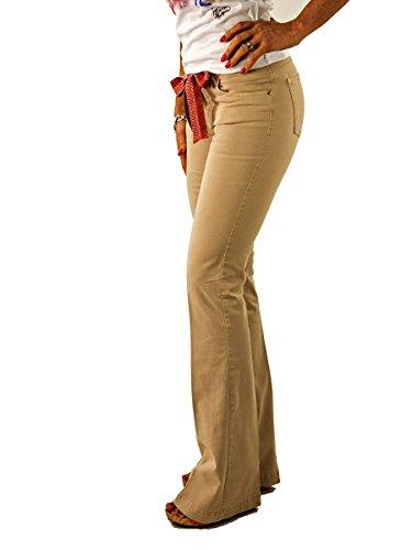 NENETTE - Pantalón deportivo - para mujer Arena