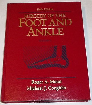 Surgery Of The Foot And Ankle In 2 Vols.
