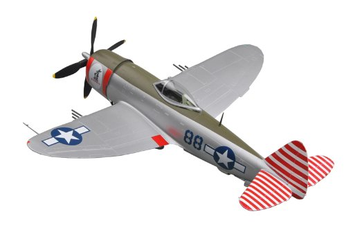 Fighter Thunderbolt P-47d (Easy Model 527 Combat Squadron 86th Fighter Group / 48 P-47d Thunderbolt)