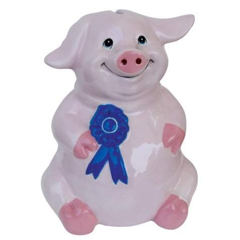 Bank-imals Pig Coin Bank Piggy Bank by Westland Giftware