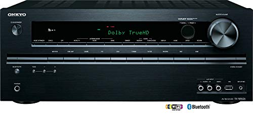 Onkyo TX-NR626 7.2-Channel Network Audio/Video Receiver (Discontinued by Manufacturer) (Renewed)