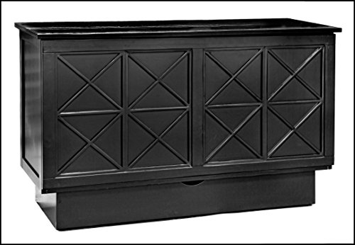 Arason Essex Creden-ZzZ Cabinet Bed (Black)