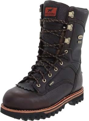 """Irish Setter Men's 860 Elk Tracker Waterproof 1000 Gram 12"""" Big Game Hunting Boot,Brown,8.5 D US"""
