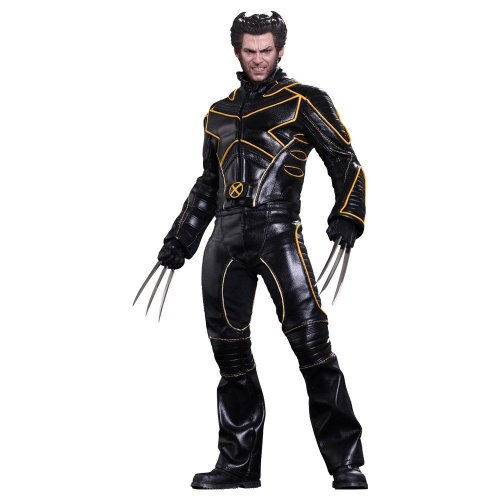 Hot Toys X-Men 3 The Last Stand 1/6 Scale Collectible Figure Wolverine