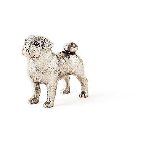 Pug Made in UK Artistic Style Dog Figurine Collection