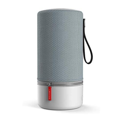chollos oferta descuentos barato Libratone Zipp 2 Altavoz inteligente con Alexa integrada multiroom color gris Frosty Grey