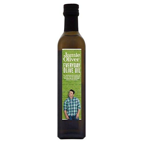 500 ml de aceite de oliva Jamie Oliver Todos los días: Amazon.es: Alimentación y bebidas