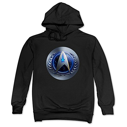 Men's Star Trek Icon New Hoodie (Star Trek Icons)