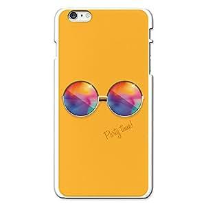 Funda Gel iPhone 6 Plus BeCool Gafas de Sol Redondas