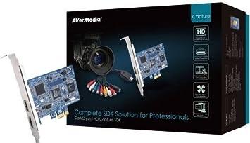 AVERMEDIA C727 PCIE HD WINDOWS DRIVER