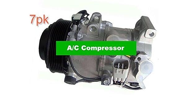 GOWE CAR A/C Compressor For Car Sienna 2.7L For Car Lexus GS300 GS350 IS250 2006-2013 883203A270 88320-3A270 883203A310 88320-3A310 - - Amazon.com