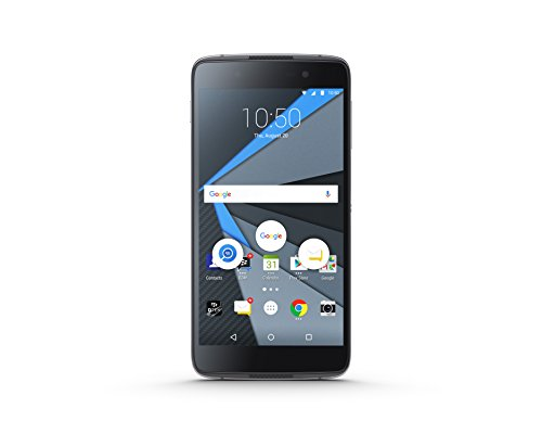 Blackberry dtek50 Smartphone vertragsfrei 4 G 11,4 cm (: 5,2 Pulgadas - 3 GB Nano - Android), Color Negro