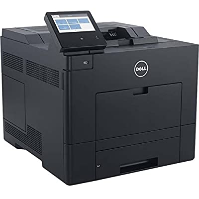 Dell S3840cdn Laser Printer - Color - 1200 x 1200 dpi Print - Plain Paper Print - Desktop