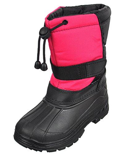 11 Toddler 1317 Skadoo GirlsSnow Goer Boots Pink